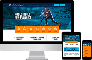 Office Football Pool Pool Hosting For Football Golf Basketball And More